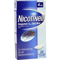 NICOTINELL COOL MINT 4MG