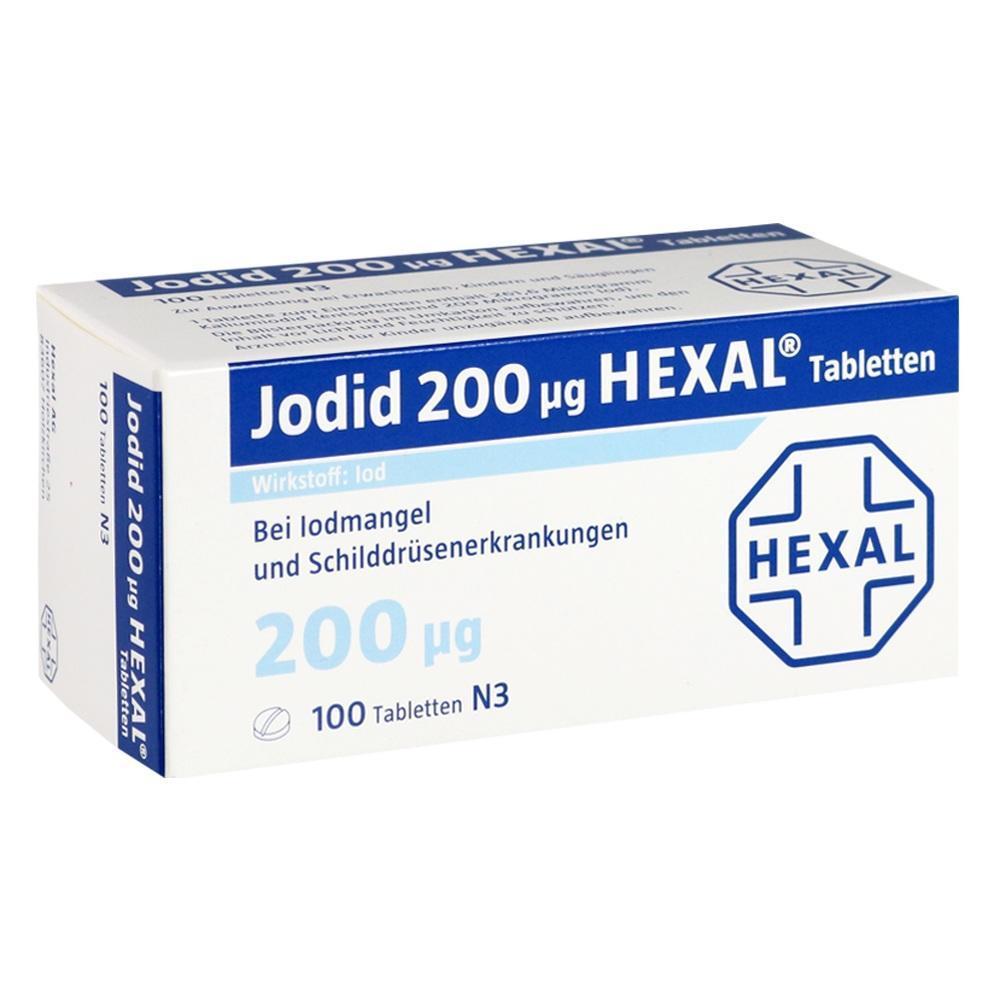 Jodid 200 Hexal (PZN 3105998) - Antonius Apotheke